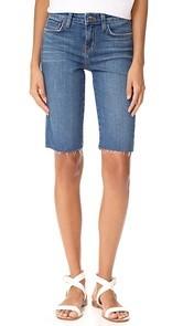 LAGENCE Pismo Bermuda Shorts