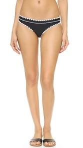 SAME SWIM Cheeky Bikini Bottoms