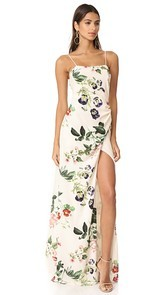 STYLESTALKER Angeles Maxi Dress
