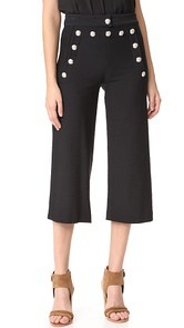 Veronica Beard Coastal Sailor Gaucho Pants