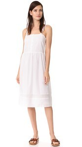 Jenni Kayne Pintuck Dress