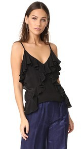 MLM LABEL Ruffled Camisole