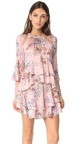 Marissa Webb Emmeline Print Dress