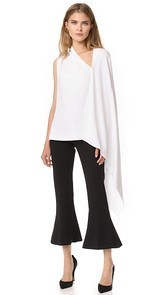 Narciso Rodriguez Sleeveless Top