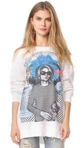 R13 Kurt Sweatshirt