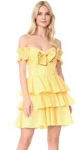 Caroline Constas Helena Dress