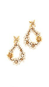 Deepa Gurnani Deepa by Deepa Gurnani Sarah Earrings