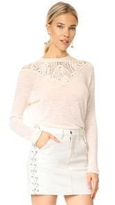 Haute Hippie Tripster Sweater