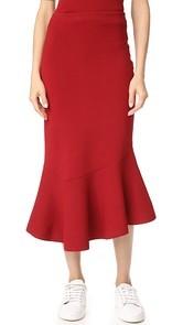 Grey Jason Wu Flippy Skirt
