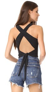 Lanston Wrap Back Tank