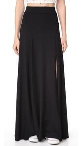 Susana Monaco Slit Skirt