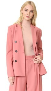 Tibi Tropical Blazer