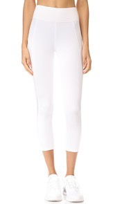 MICHI Stardust Crop Leggings