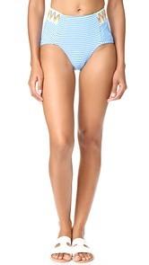 Seea Arcadia High Waist Bikini Bottoms