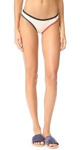 Tavik Swimwear Jayden Colorblock Bikini Bottoms