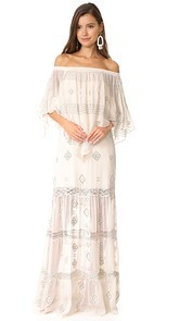 Haute Hippie Mary Maxi Dress