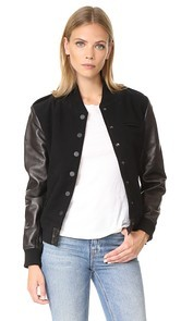 Etienne Marcel Janet Cropped Jacket