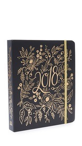 Rifle Paper Co 2018 Floral Covered Planner