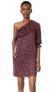 Velvet Whittier Dress