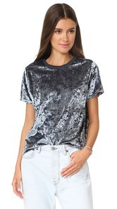 Won Hundred Emilie Short Sleeve Top