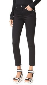 AGOLDE Sophie High Rise Skinny Crop Jeans