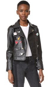BB Dakota Jack by BB Dakota Ray Moto Jacket