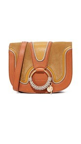 See by Chloe Hana Saddle Bag