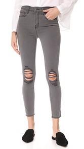 LAGENCE Margot Skinny Jeans