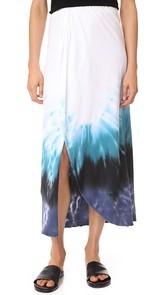 Baja East Midi Skirt