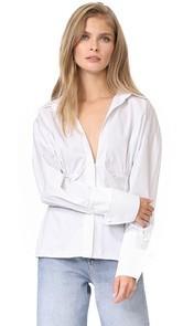 Jacquemus Paula Shirt