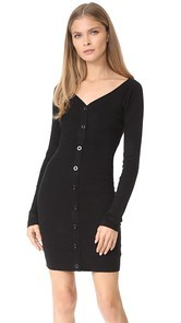Line & Dot Camille Sweater Dress