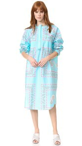 Natasha Zinko Bandana Print Dress