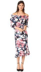 Saloni Grace Maxi Dress