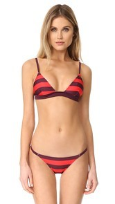 Solid & Striped The Morgan Stripe Top
