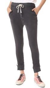 SUNDRY Slash Pocket Pants with Side Tape