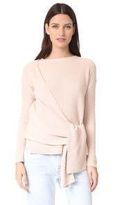 Brochu Walker Greys Wrap Sweater