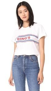 ANINE BING Vintage Bings T-Shirt