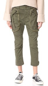 Faith Connexion Canvas Cargo Pants