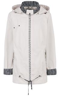 Легкая куртка с капюшоном LE Monique