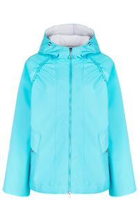 Женская голубая куртка LE Monique