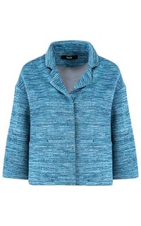 Короткая трикотажная куртка Neohit