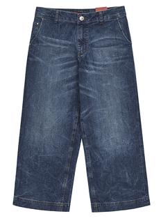 джинсы-кюлоты S.Oliver