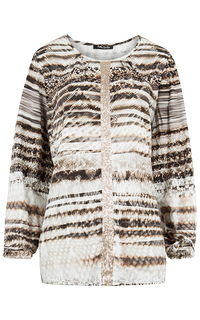 блузка с пайетками Betty Barclay