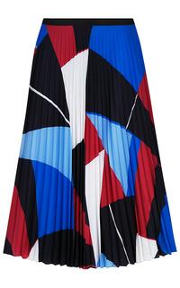 юбка с принтом Persona