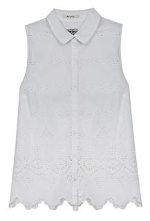 блузка с вышивкой Pepe Jeans London