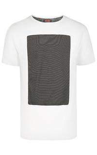 футболка с принтом Urban Fashion for men