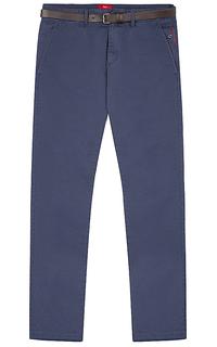 брюки с поясом S.Oliver Casual Man
