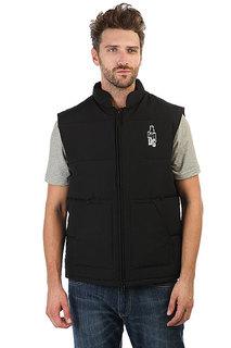 Жилетка DC Sk8mafia Vest Black