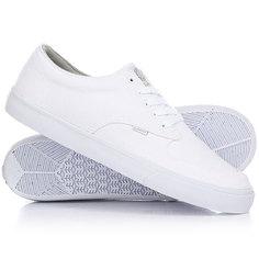 Кеды кроссовки низкие Element Topaz C3 White