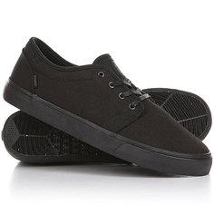 Кеды кроссовки низкие Element Darwin Black